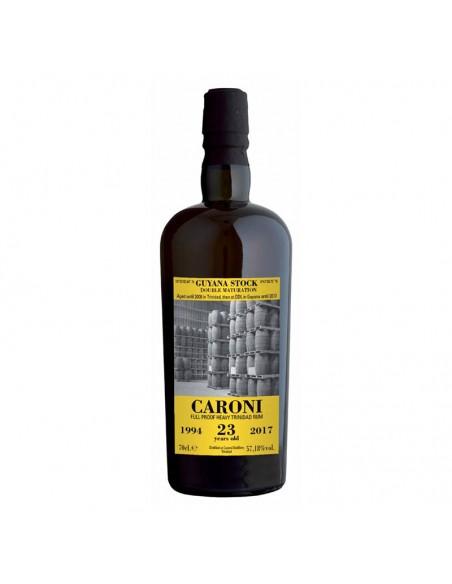 Rum Caroni Guyana 1994 100° Proof 23 anni - Velier