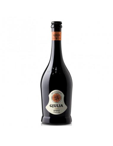 Birra Ovest Ambrata Birrificio Gjulia 33 cl