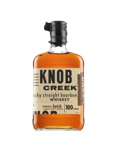 Bourbon Whiskey Knob Creek 100 Proof