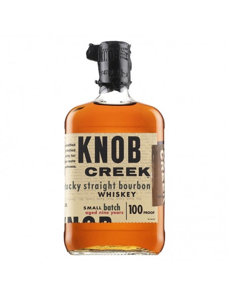 Bourbon Whiskey Knob Creek 100 Proof