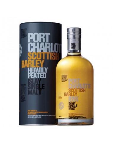 Whisky Port-Charlotte Scottish Barley