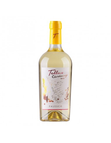 Tellus Chardonnay Lazio IGT 2017 Falesco
