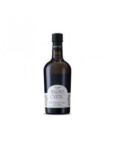 Olio Extra Vergine d'oliva Marina Cvetic 500 ml.