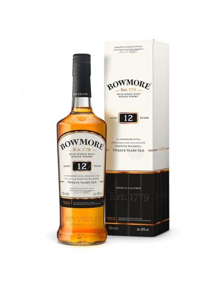 Whisky Bowmore 12 anni