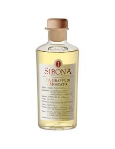 Grappa di Moscato Distilleria Sibona cl 50