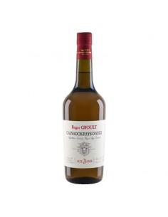 Calvados Pays d'Auge Roger Groult 3 anni