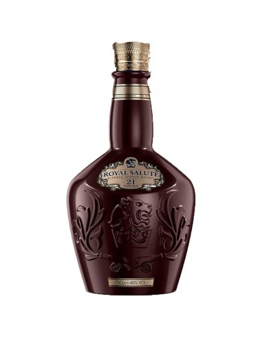 Whisky Royal Salute 21 anni Red Decanter