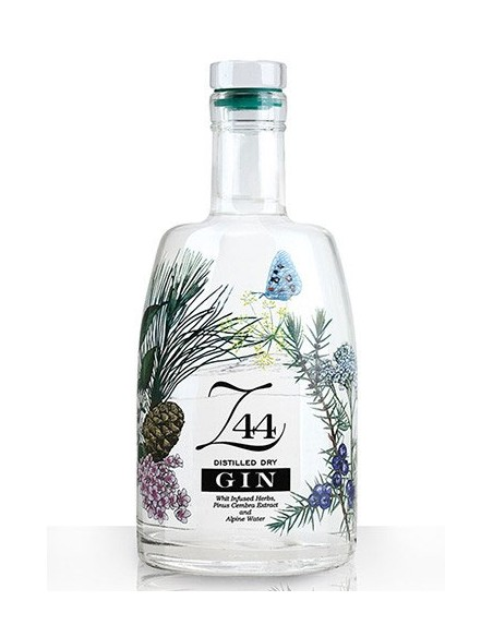 Z44 Distilled Dry Gin Roner