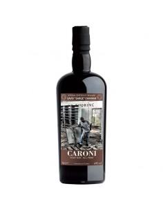 """Rum Caroni Employees David """"Sarge"""" Charran 1996"""