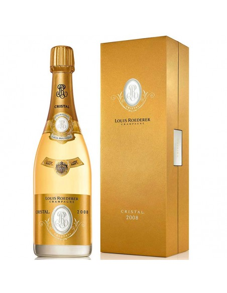 Champagne Cristal 2008 Louis Roederer