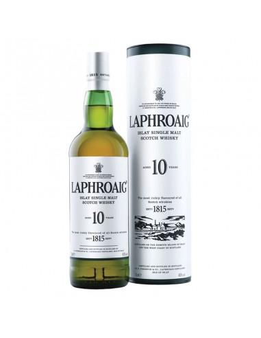Whisky Laphroaig 10 anni