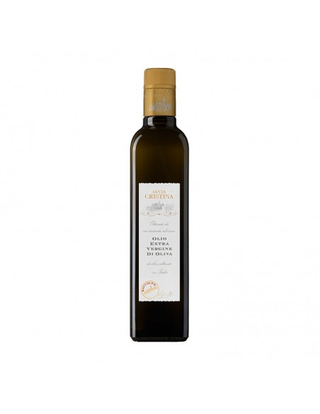 Olio Extra Vergine di Oliva Santa Cristina 500 ml.