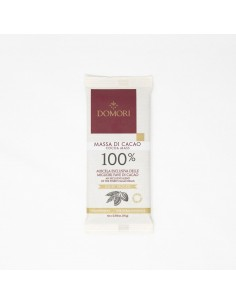 Tavoletta Fondente 100% 75 gr. Domori