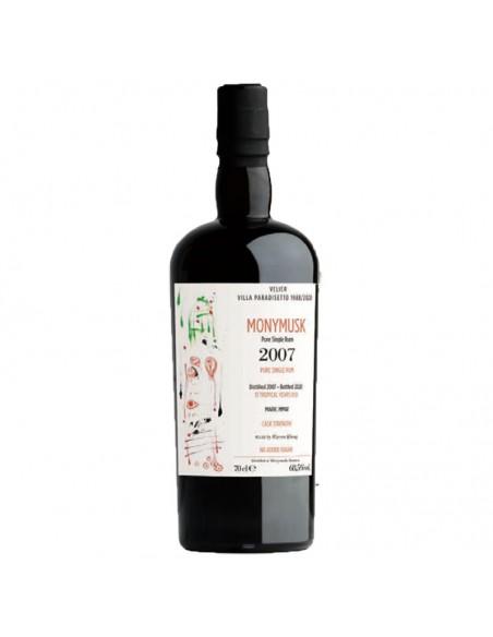 Monymusk 2007 MMW Pure Single Rum Velier