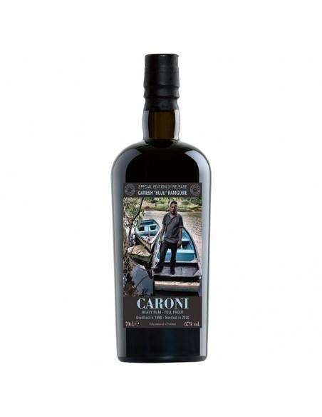 """Rum Caroni Employees   Ganesh """"Buju"""" Ramgobie 1998"""