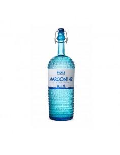 Marconi 42 Gin Stile Mediterraneo Poli