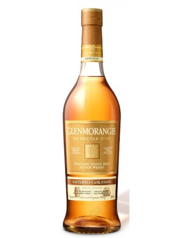 Whisky Glenmorangie Nectar d'Òr Sauternes Cask