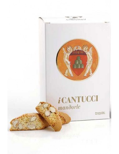 Cantuccini alle Mandorle gr. 250 Bonci
