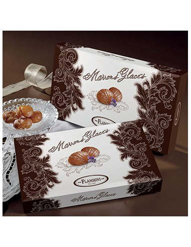 Marrons Glaces gr. 240 Flamigni