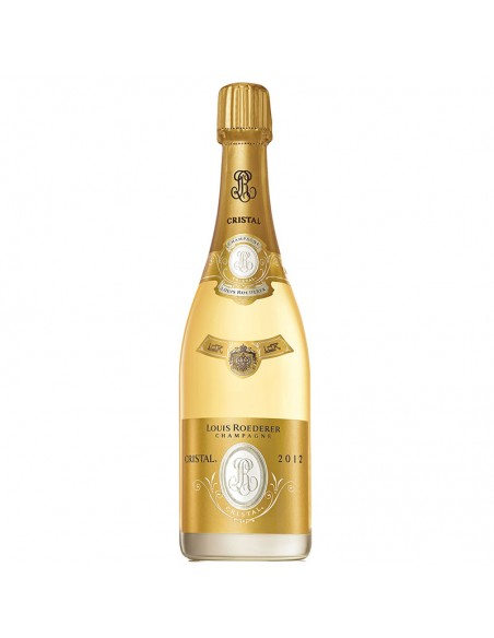 Champagne Cristal 2012 Louis Roederer