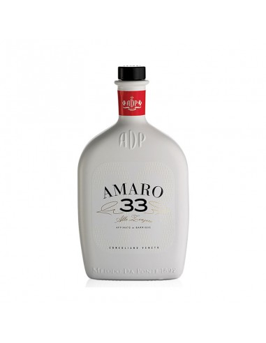 Amaro 33 Distilleria Andrea Da Ponte Cl. 50