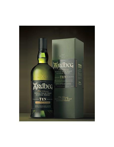 Whisky Ardbeg 10 anni