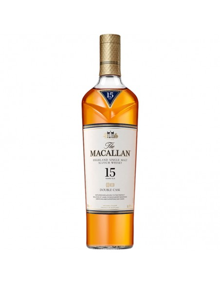 Whisky Macallan 15 anni Double Cask