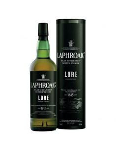Whisky Laphroaig Lore