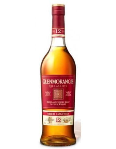 Whisky Glenmorangie La Santa Sherry Cask 12 anni