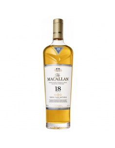 Whisky Macallan 18 anni Triple Cask