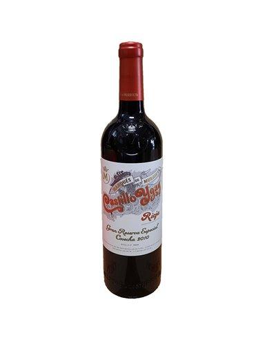 Castillo Ygay Rioja Gran Reserva Especial Cosecha 2010 Marques de Murrieta