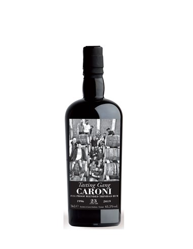 Caroni Guyana 1996 23 Yo Blended Tasting Gang