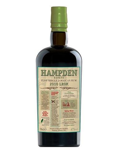 Rum Hampden 2010 LROK