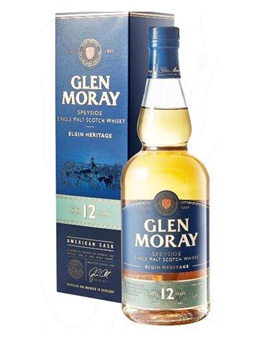 Whisky Glen Moray 12 anni