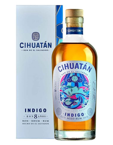 Rum Cihuatàn Indigo 8 anni