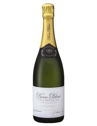 Champagne Brut Cuvée de Réserve Grand Cru Pierre Péters