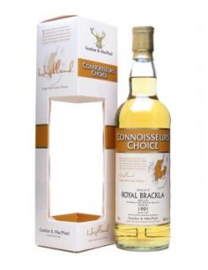 Whisky Royal Brackla 1991 Connoisseurs Choice Gordon & MacPhail