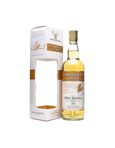 Whisky Royal Brackla1991 Connoisseurs Choice Gordon & MacPhail