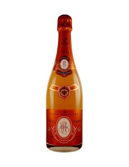 Champagne Rose Cristal 2000 Louis Roederer