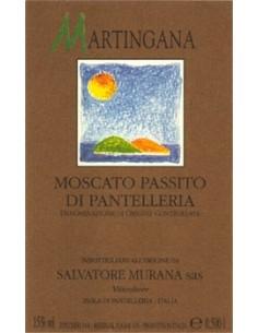 Moscato Passito di Pantelleria Martingana 2001 Salvatore Murana ml 500