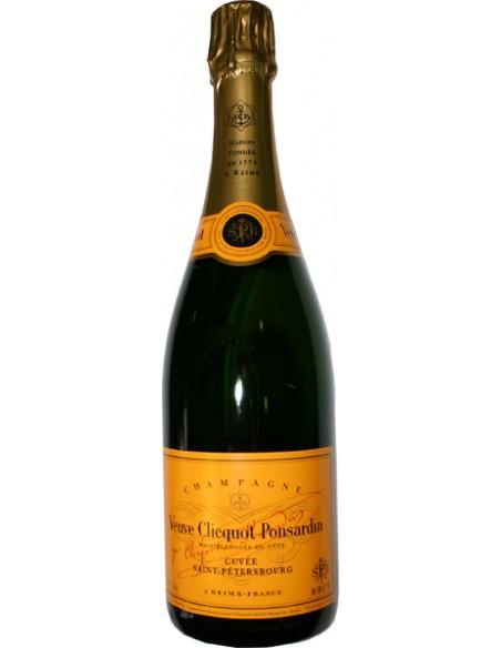Champagne Cuvee Saint Petersbourgh Veuve Cliquot