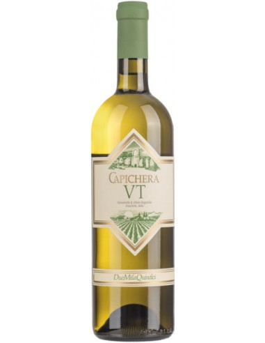 VT IGT Bianco 2015 Capichera